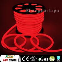 LIYu High quality 360 degree outdoor rgb led neon flex, led pixel flex
