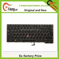 Genuine Original New UK keyboard for IBM Lenovo Thinkpad T431 backlit keyboard UK Layout 00HW866 04X0168 04X0130