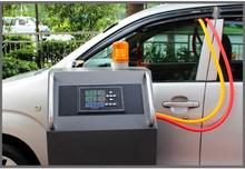 auto timer car air purifier, car air freshener, car air ozone and negative ion purifier