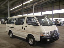 GDQ6480 4X2 minivan 15 seats sl