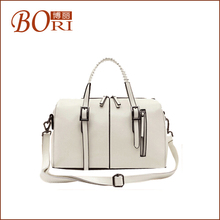 2014 china cheap beautiful ladies handbags two in one