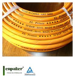 hot sale enpaker flexible rubber lpg gas cooker hose