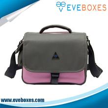 Fashionable Waterproof DSLR Camera Bag, polyester Camcorder Messenger Bag
