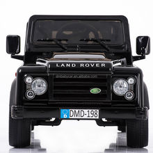LANDROVER Defender toys ride on car with RC DMD-198