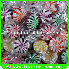 Mix fruit filled hard candy