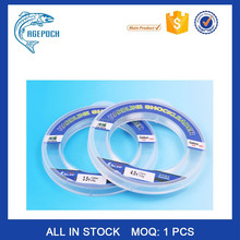 30m Hot sale Fluorocarbon Ice Fishing Lines Fluorocarbon Fishing Lines