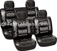 2014 new design back support high quality PU car seat cover