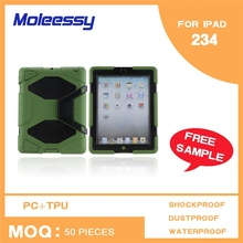 Fashionable fancy case for ipad 6