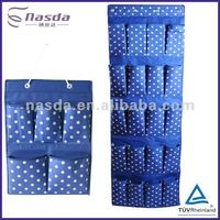 Non woven storage wall hangings