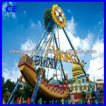 Thrill model ship for amusement for kids equippment