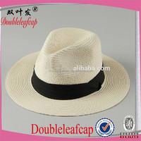 Ladies Natural Superb Summer Sun Beach Floppy Derby Hat Wide Brim straw hat