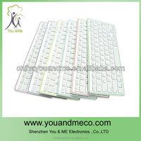 2014 new design Aluminum For ipad keyboard cases 7 colors for ipad mini