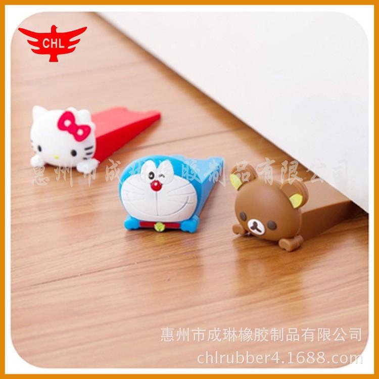 Cute cartoon rubber door stop silicone rubber door stop custom rubber door stop buy rubber - Cute door stoppers ...