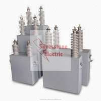 Hight Voltage Application and Polyester Film Capacitor Type integral shunt capacitor bank 13.2Kv-3MVAR-3W