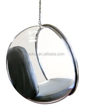 JH-200 swivel bubble chair/hanging bubble chairs for sale/acrylic hanging bubble chair JH-1001