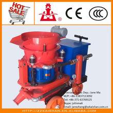 5m3 pz-6 de concreto de hormigón proyectado/gunite máquina de precio