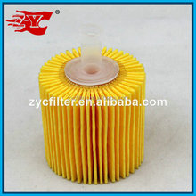 2014 Top Quality 04152-31090 Car Oil Filter for Toyota