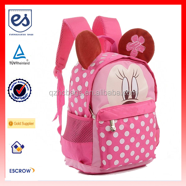 2015 top sale school bag for girls(HC-A669)