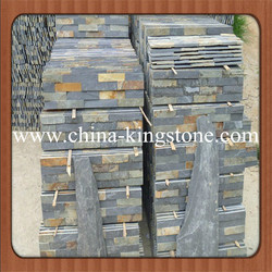 different types of natural stone slate multicolor (Direct Factory Good Price )