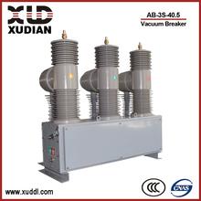 Outdoor high voltage 40.5kv vacuum circuit breaker