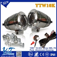 Y&T Most power,led light auto ,led light 4x4 10W,autobike red led back light