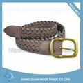 Vestidos de mujeres con Cinturón trenzado marrón Nuevos productos para 2015