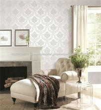 PVC papeles pintados para la decoracion del hogar