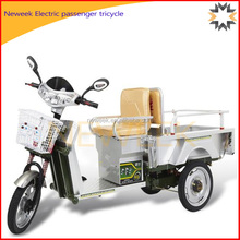 Neweek new three wheel for electric tricycle with passenger seat