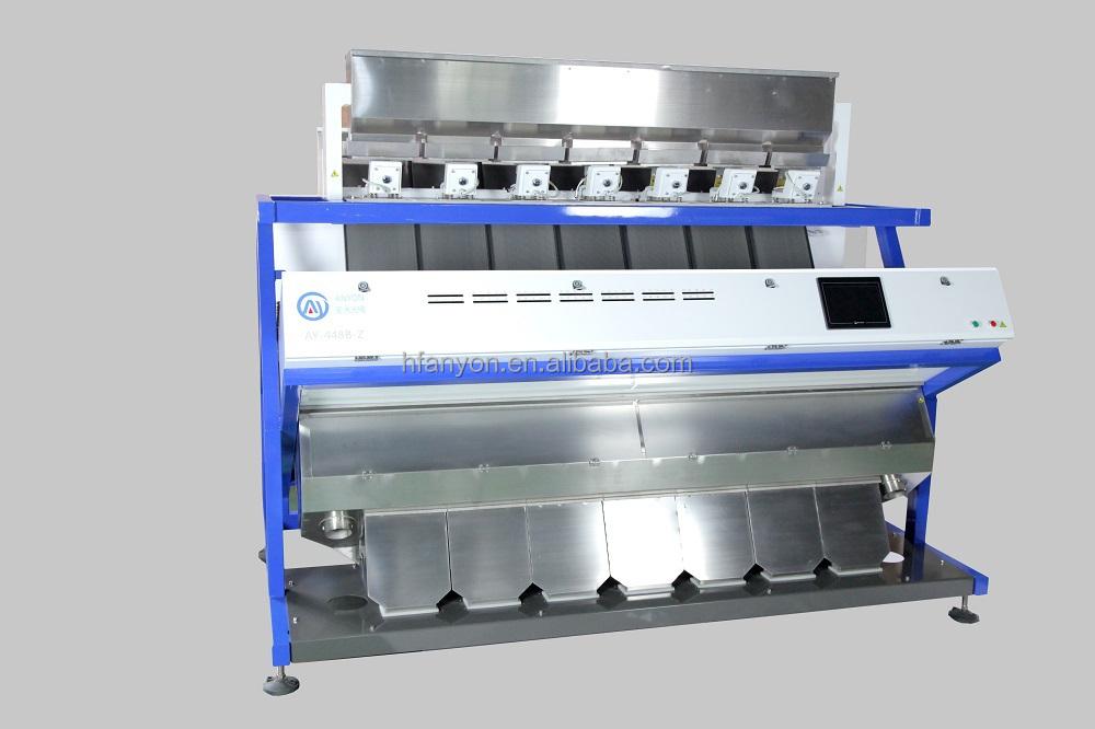 rice color sorter machine