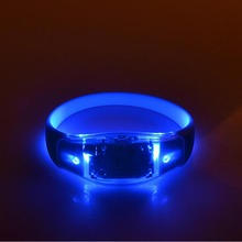 glow wristband 2015 Best selling Christmas Gifts Brand Promo and Party Event Glow Wristband