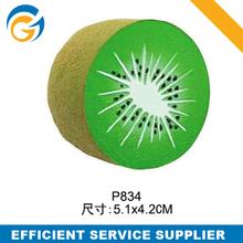 Fashion Wholesale Kiwi Fruit Foam Stress PU Ball