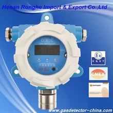 CRH-80D fixed gas detector connect PLC