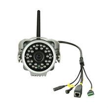 HD cheap megapixel p2p outdoor wireless solar security camera