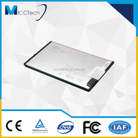 3.7V Polymer Li-ion Rechargeable Battery For Tablet PC, 3.7v rechargeable battery