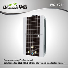WO-Y26 Black color gas house heater with cheap price