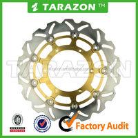 TARAZON brand high quality motorcycle brake disc for CBR 650