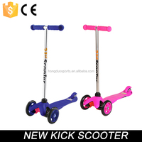Mini foot scooter for age 3+ year old