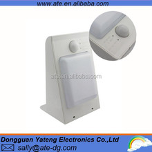 2015 newly solar powered motion sensor light solar outdoor lighting with CE certificate