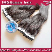 Highest Quality Human Hair Skin Weft 8-30inch Brazilian Remy Tape Hair Extension