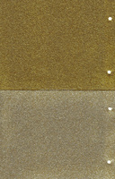 High Quality gold sequin fabric for making shoes