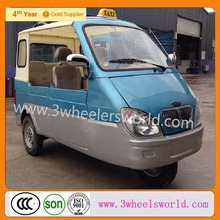 China 200cc Water Cooling New Design Passenger Motor Tricycle , Three Wheel Motor In Nigeria