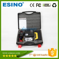 hot selling 18000mAh car jump starter with 2 usb laptop charging automotive jump starter