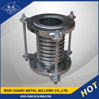 Stainless steel braided flexible metal hose/flange joint hose/flexible hose assemblies