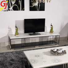 luxury new design metal tv stand TV-9301