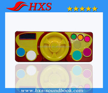 China Wholesale Pre-recorded Push Button Educational Music Toy or Music Module