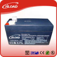AGM Maintenance free 6v 1.3ah sealed lead acid battery