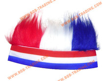 Wholesale and high quality headband wigs latest fashion braid hair wig with hat