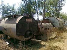 Used Industrial Steam Boilers.