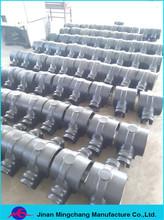 Supply Original Heavy truck parts balance shaft shell for truck suspension