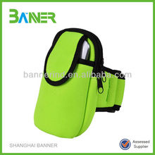 Cell phone bags with armband&velcro